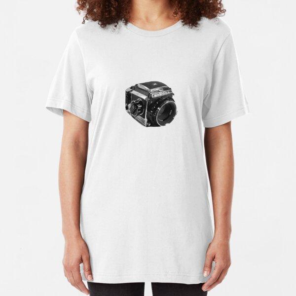 Zenza Bronica S2A Slim Fit T-Shirt