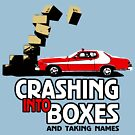 Crashing Into Boxes and Taking Names by anfa