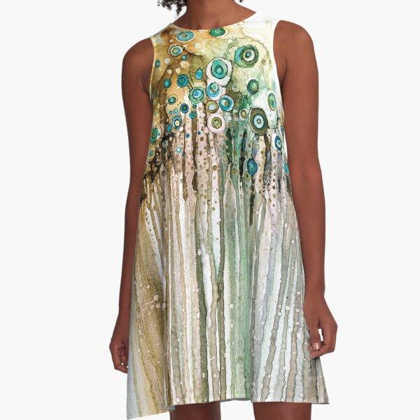 Enchanted A-Line Dress