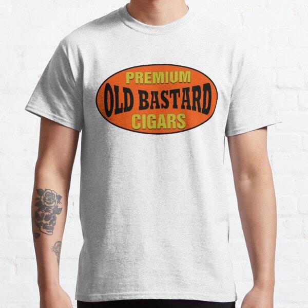 Old Bastard Cigars Classic T-Shirt