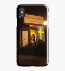 Ghostly Chronicle - LOOK CLOSELY iPhone Case/Skin