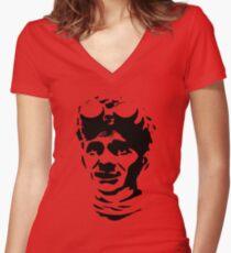 Che Horrible Women's Fitted V-Neck T-Shirt