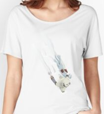 The Missing Wampa Scene Women's Relaxed Fit T-Shirt