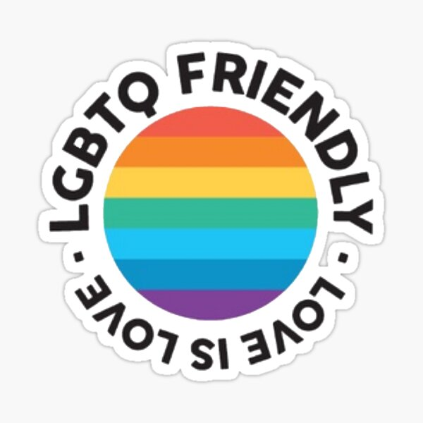 LGBTQ+ Sticker