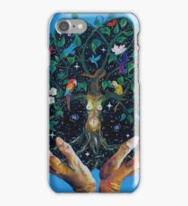 Gaia-Tree of Life iPhone Case/Skin
