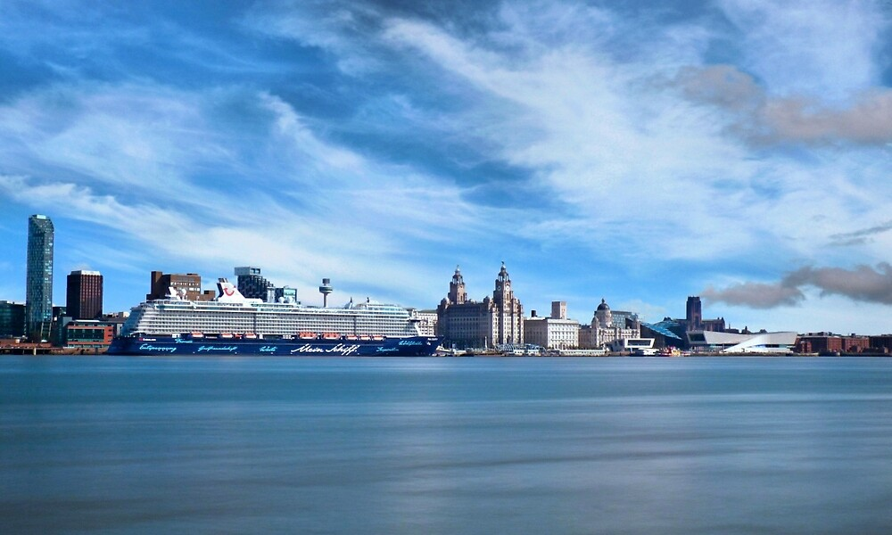 Liverpool in the sun by bethmcallister