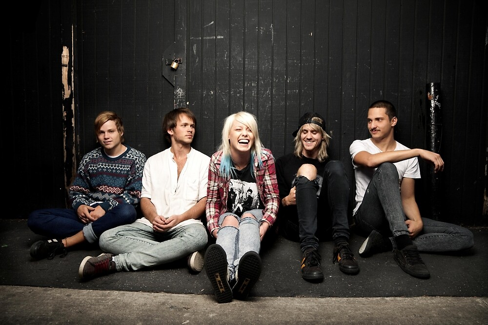 Tonight Alive by swiftieaus13