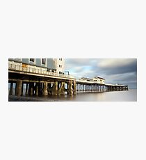 Penarth Pier Photographic Print