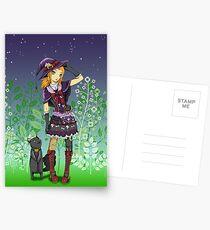 Rosina and Tarragon Postcards