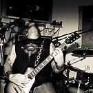 Rock God  Solo ! by lendale
