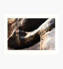 Cobbold Gorge Walls Art Print