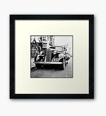 1936 Buick Framed Print