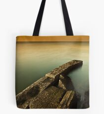Rusty Old Ruins Tote Bag