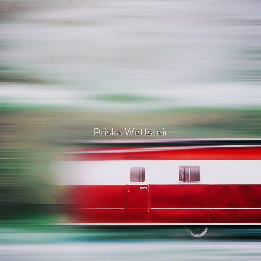 at last - we're on our way II by Priska Wettstein