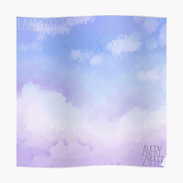 Lavender Skies Poster