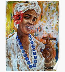 The lady from old Havana 5 Poster