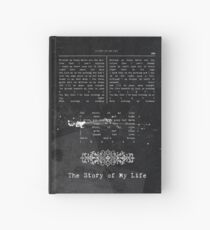 Story of My Life Hardcover Journal