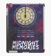 Midnight Memories iPad Case/Skin