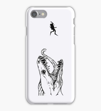 Sea Monster for iPhone iPhone Case/Skin