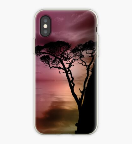 On the edge for iPhone iPhone Case