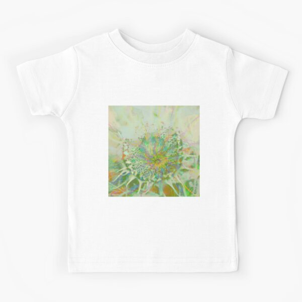 Floral abstraction Kids T-Shirt