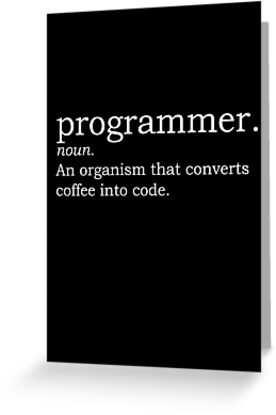 Definition - Programmer by sandywoo