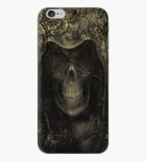 'On the darker side' iPhone Case