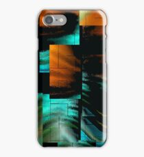 iPhone Case of painting.. Downtown.. iPhone Case/Skin
