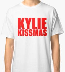 Kylie Kissmas Classic T-Shirt