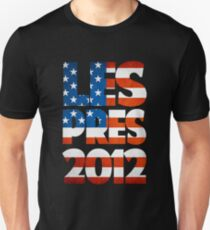 He Needs Your Vote T-Shirt