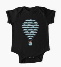 Weather Balloon One Piece - Short Sleeve