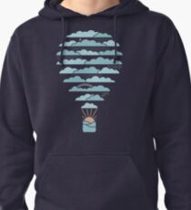 Weather Balloon Pullover Hoodie