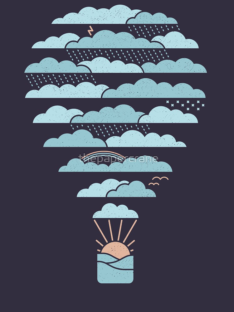 Weather Balloon | Unisex T-Shirt