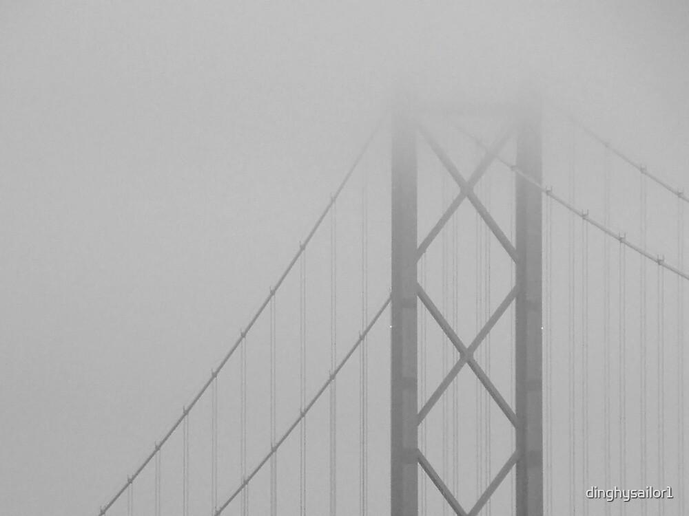 Bridge in the Fog  by dinghysailor1