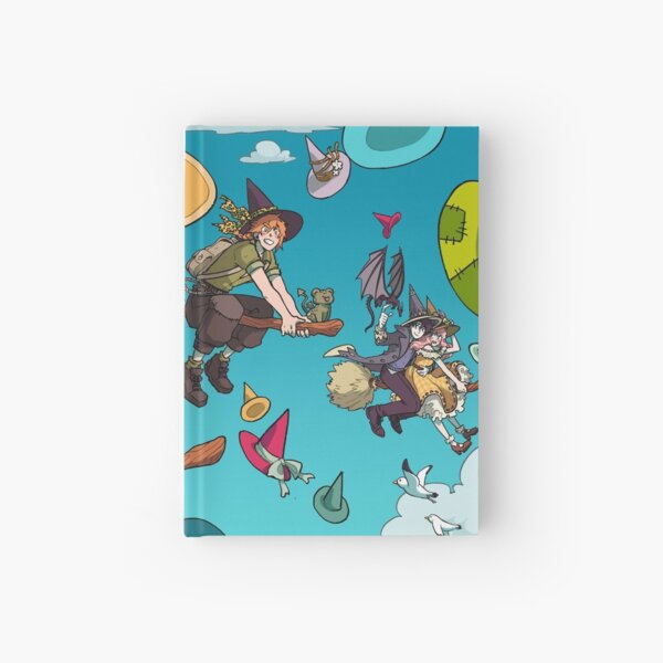 Flying Hats Hardcover Journal