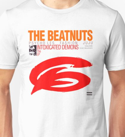 The Beatnuts - Intoxicated Demons Unisex T-Shirt