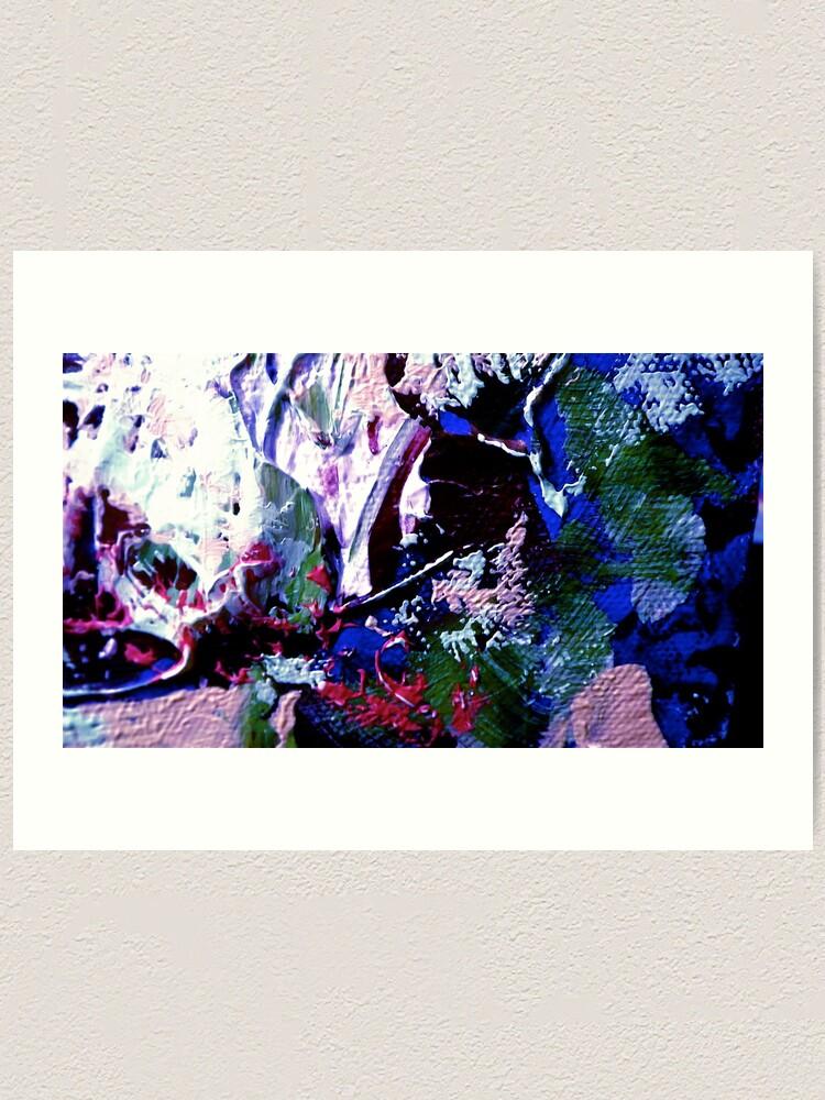 Alternate view of Enchantment: Acrylic on Canvas Art Print