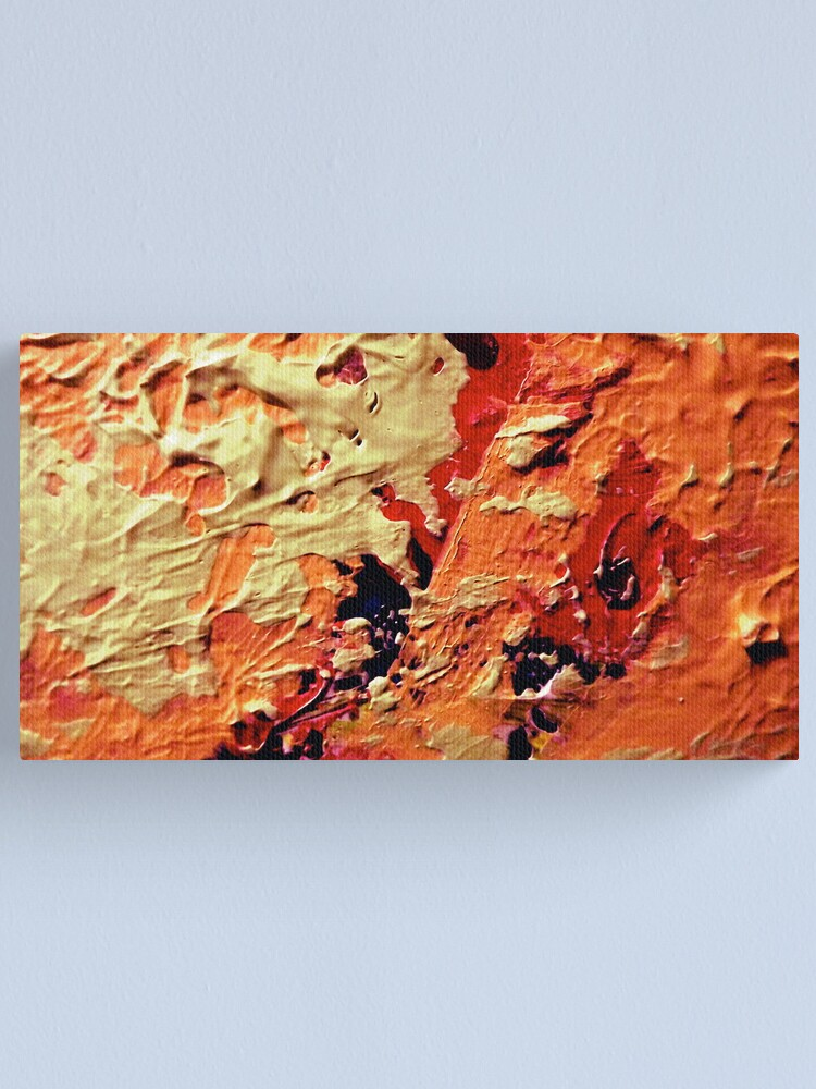 Alternate view of More Enchantment: Acrylic on Canvas Canvas Print