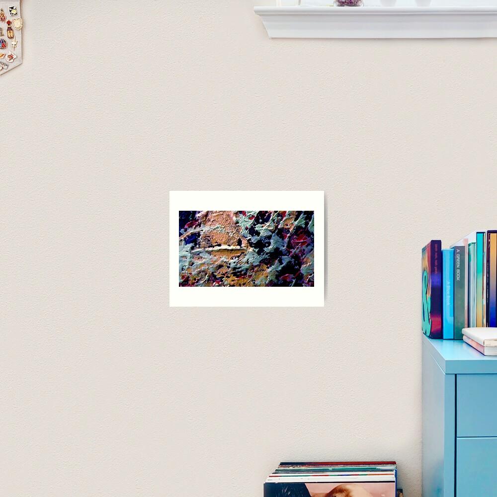 Shelves of Awareness Art Print