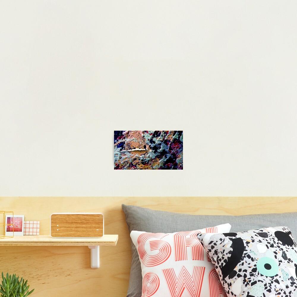 Shelves of Awareness Photographic Print