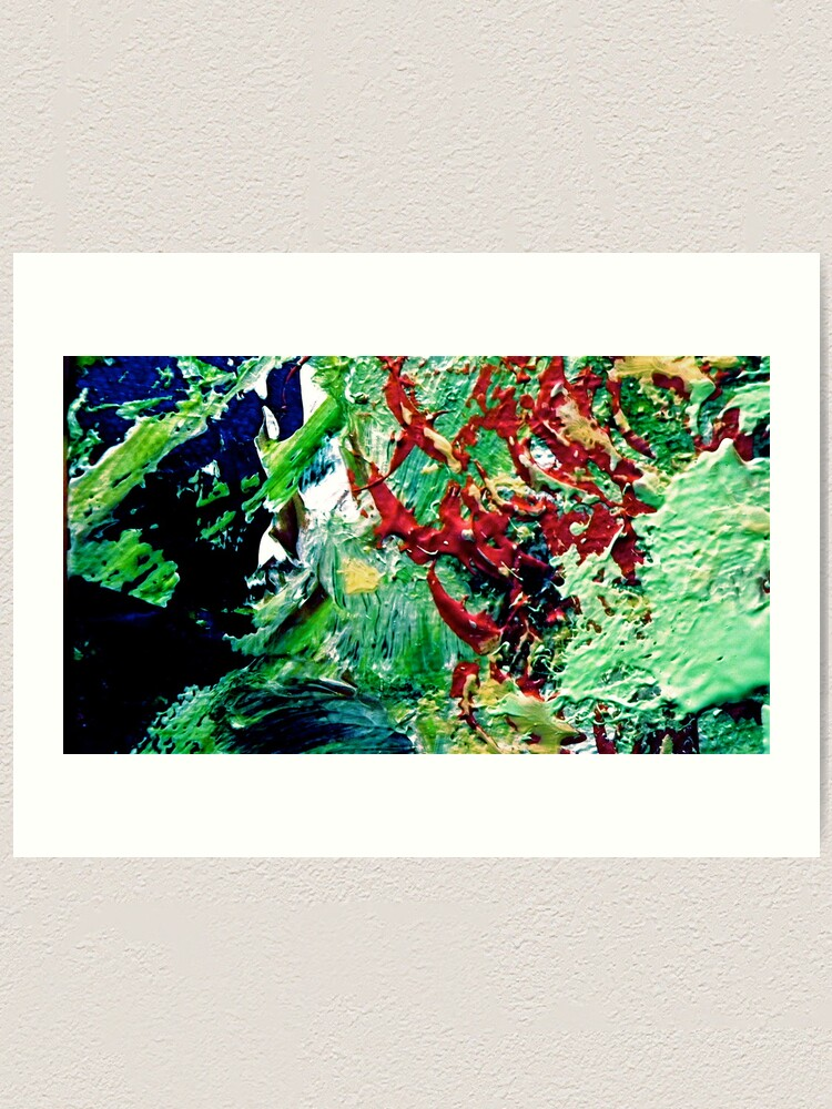 Alternate view of Salmon Spawning Art Print