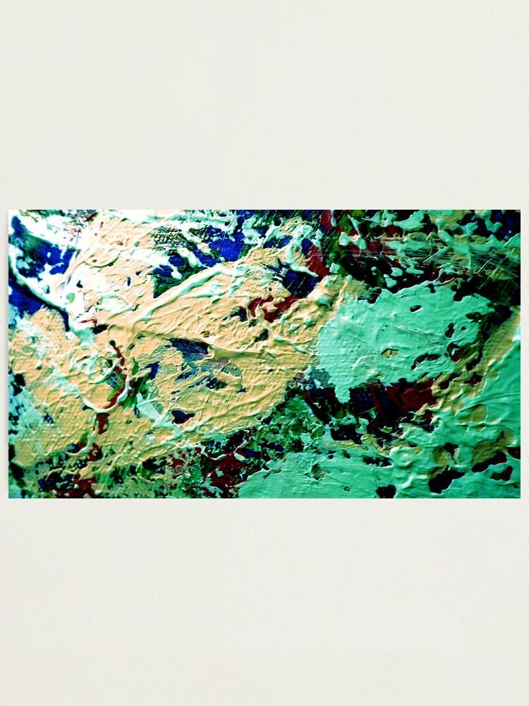 Alternate view of Aquatic Dreams Photographic Print