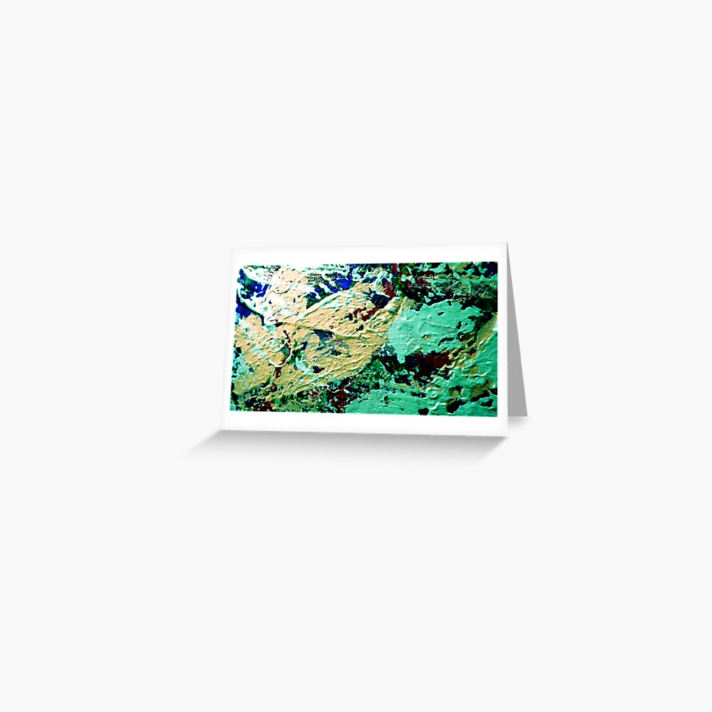 Aquatic Dreams Greeting Card