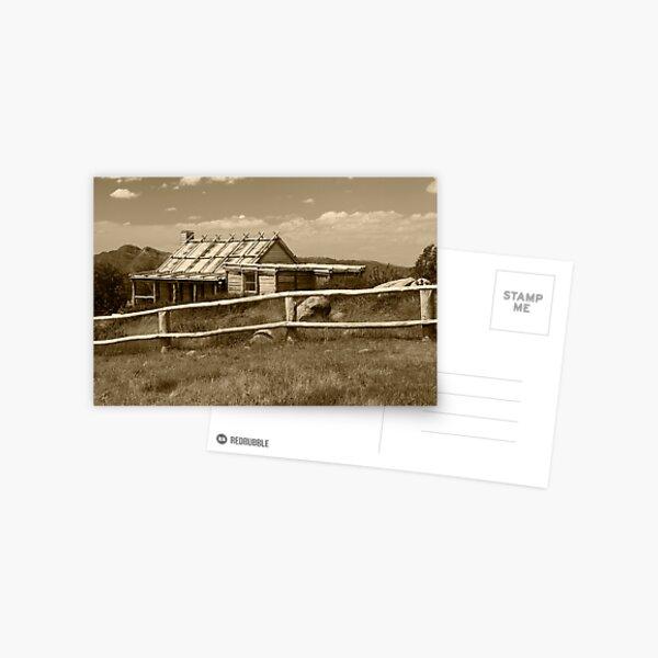 Craigs Hut  Postcard