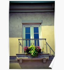 Windowbox Poster