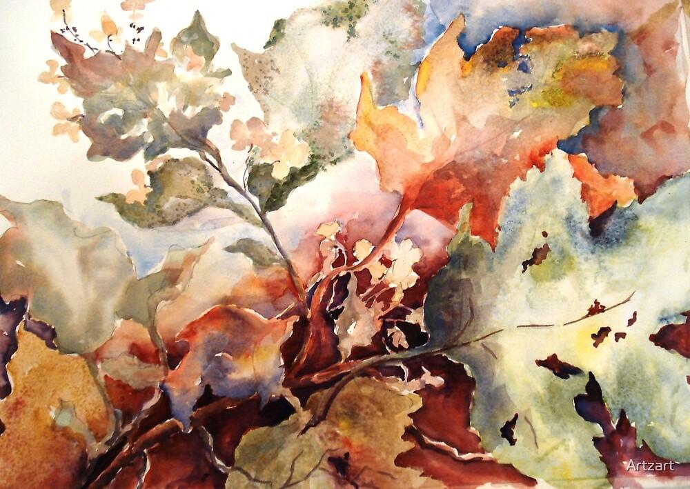 Impressions of Fall by Artzart