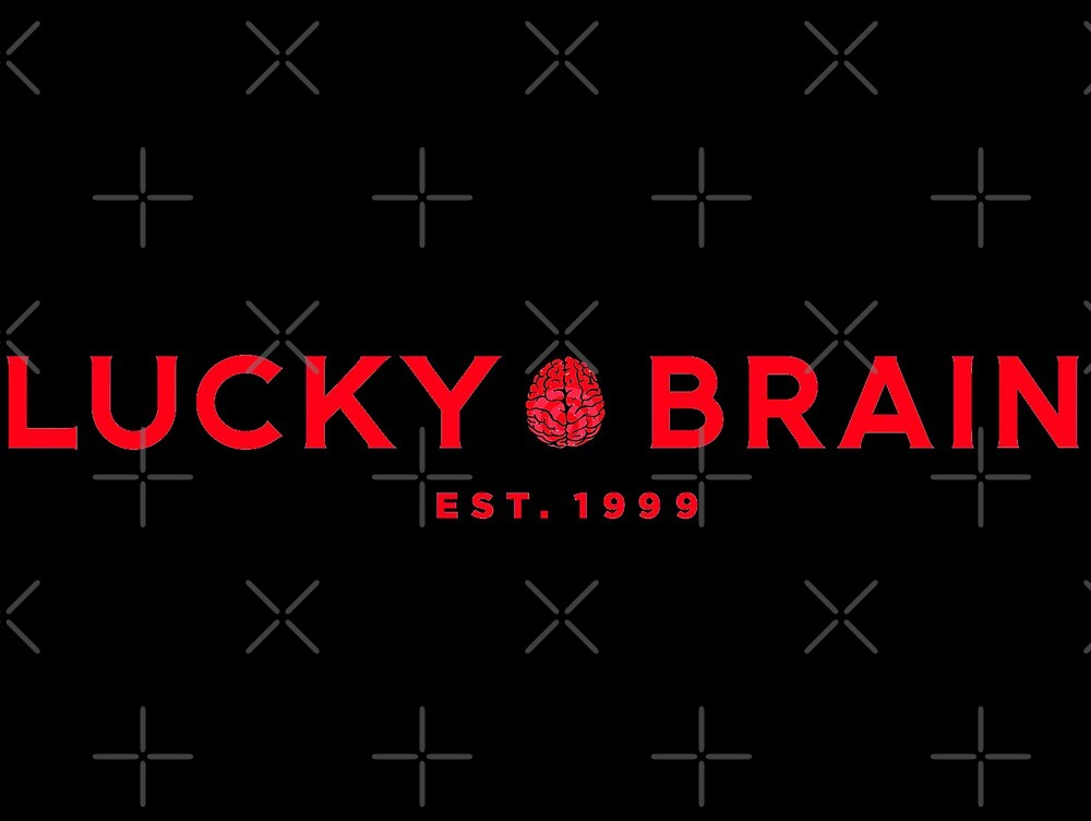 LUCKY BRAIN 2 by FREE T-Shirts