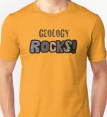 Geology Rocks Shirt Unisex T-Shirt