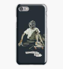 Trilobite Boy sk8 iPhone Case/Skin