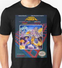 Mega Man 1 nes  T-Shirt